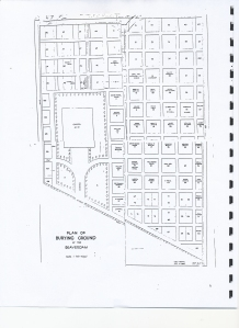 From OGS report: Beaverdams and Smith Cemetery (nos. 4668 and 4673), 1991, p. 4.