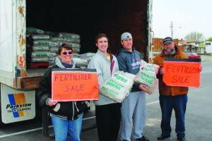 Fertilizer sale 2013
