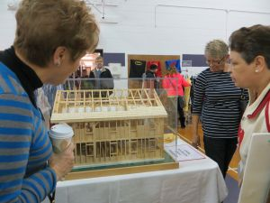 Donna Cowan discussing features of the model, 2013